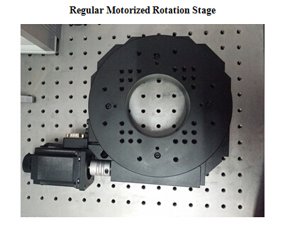Designed Rotary Stage Product Center Beijing Jy Instrument